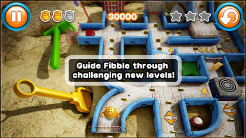 Flick And Roll Through Creepy New Levels In Crytek's Physics-Based Puzzle Game Fibble