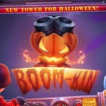Celebrate Halloween With A Bang With The New Boom-Kin Tower In Fieldrunners 2