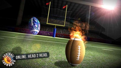 Get A Kick Out Of Beating Your Friends In Football Showdown