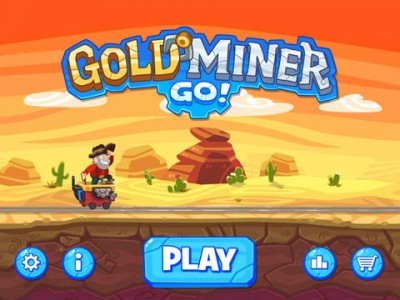 Go For Gold In Grab Games' Official Gold Miner Game
