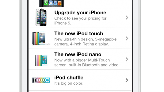 Pop! Apple Store App Updated For iPhone 5 Support