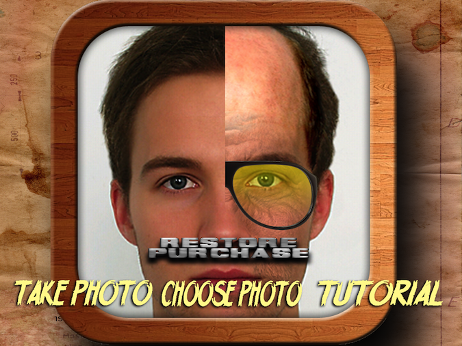 Quirky App Of The Day: Old Pic Booth Reveals Your Cosmetic Future