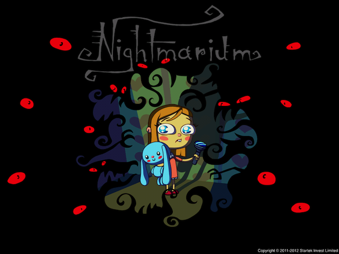 Quirky App Of The Day: Nightmarium Keeps Away Sleep