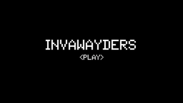 Quirky App Of The Day: Invawayders Brings A 3-D Spin To A Classic Game