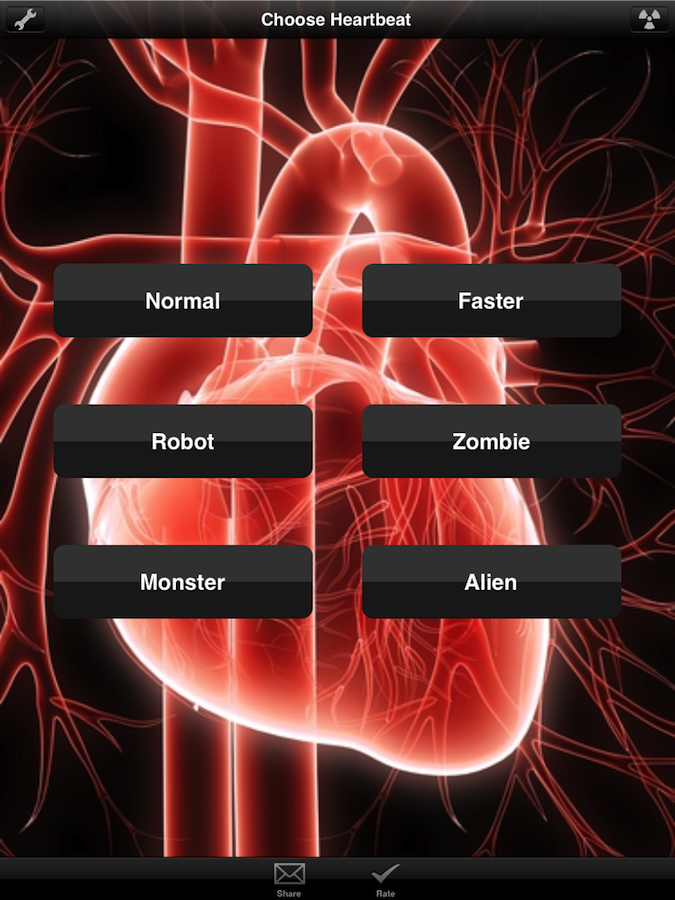 Quirky App Of The Day: Heart Trick