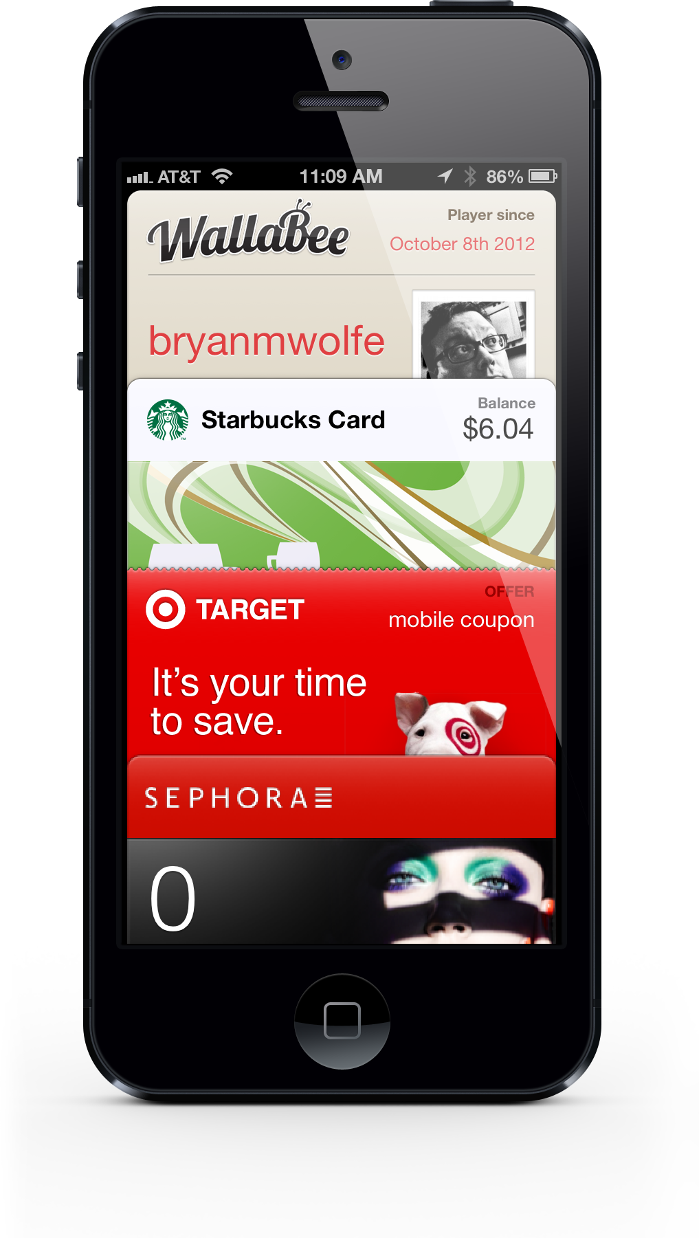 WallaBee Becomes The First iOS Game To Offer Passbook Integration