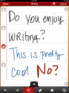 Simply Write by Ziggytech screenshot