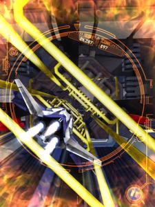 Zaxxon Escape by SEGA screenshot