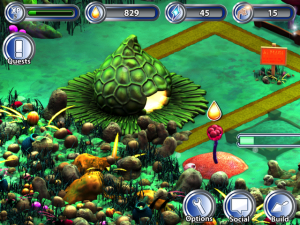 E.T. The Green Planet by Chillingo Ltd screenshot