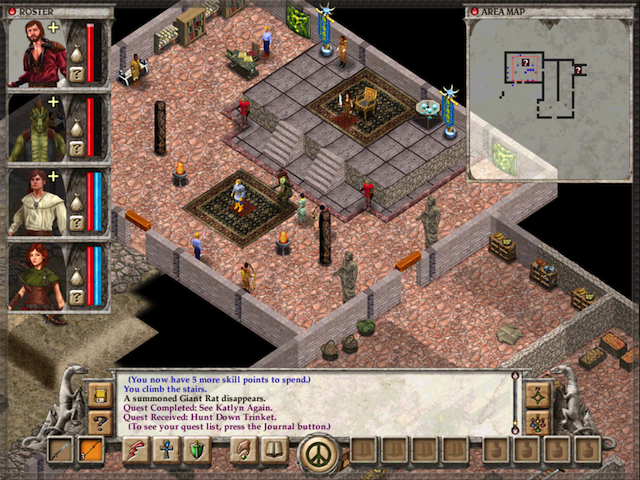 RPG Maker Spiderweb Software Is Back With Avernum 6 HD