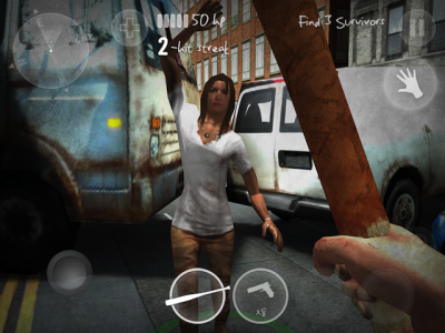 N.Y.Zombies 2 Takes First-Person Shooter Games To Task