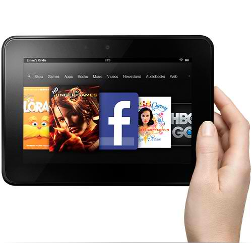 Day After iPad mini Launch Reportedly Biggest Sales Day For Amazon's Kindle Fire HD