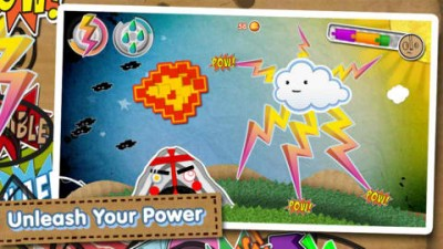 Feeling Under The Weather? Kumo Lumo Will Surely Cheer You Up With Its Rain 'Em Up Gameplay