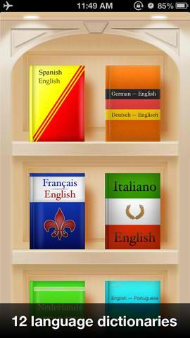 Offline Multilingual Translation App Languages Is Excelente