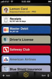 Go Plus Or Go Pro In New Version Of Card Digitization App Lemon Wallet