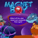 Get Attracted To The Fully Charged Physics-Based Gameplay Of Magnet Boy