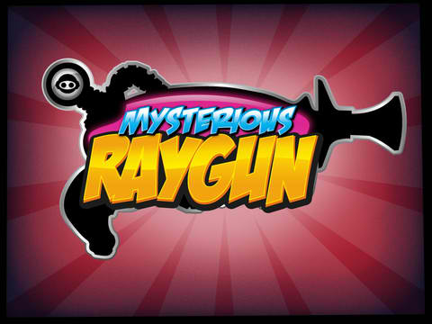 Monstrous Aliens Have Invaded Your Town ... Good Thing You Have Your Mysterious Raygun!