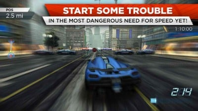 Feed Your Need For Speed And Become The Most Wanted In EA's Newest Racing Game