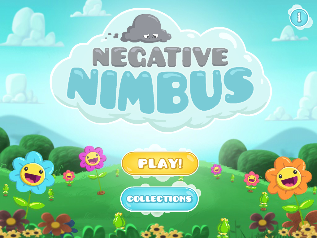 Casual Gaming Is About To Get Cloudy With A Chance Of Rain With Negative Nimbus
