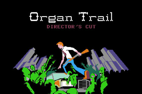This Halloween, Organ Trail Is Paved With Candies And Pumpkins