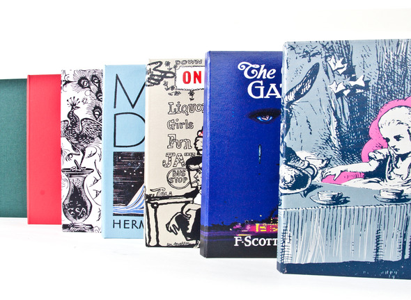 Turn Your iPad Into Your Favorite Classic Book With The New Out Of Print E-Book Jackets