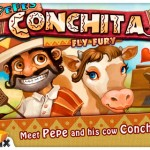 Ay, Caramba! Can You Help Pepe Keep The Flies Off His Cow Conchita?