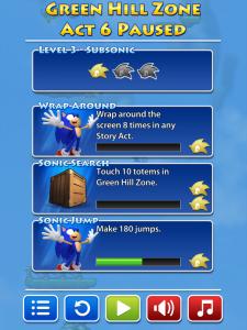 Sonic Jump™ by SEGA screenshot