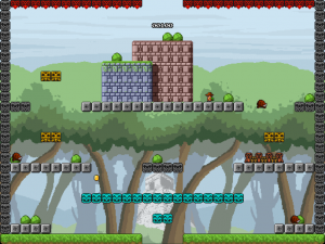 Aztec Antics by Bouncing Ball Games screenshot