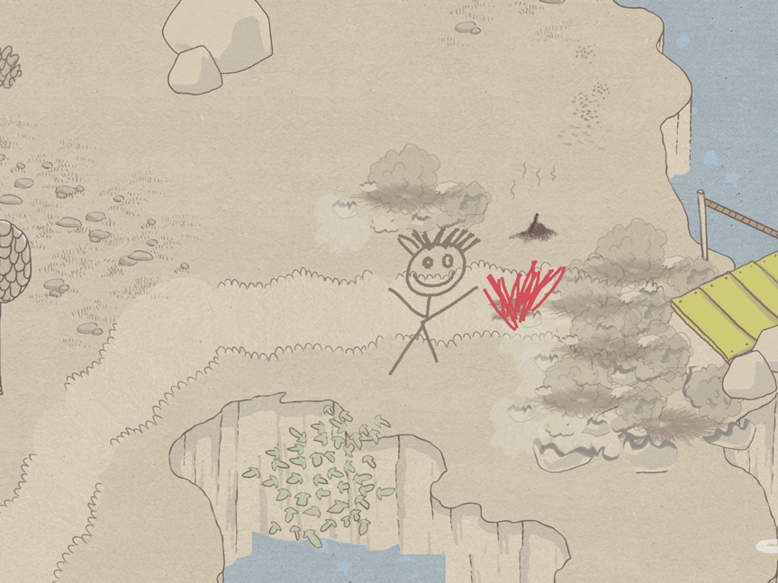 Sketch Your Way Out Of Danger In Draw A Stickman: Epic