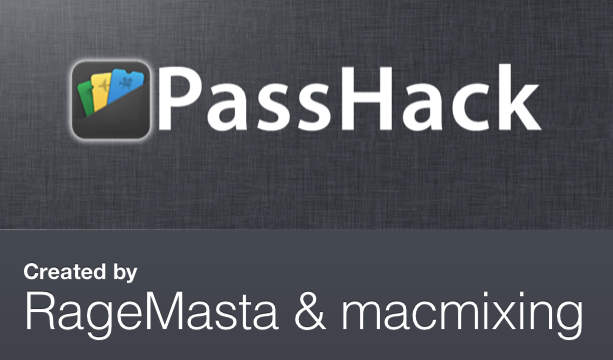 Put Passbook To Use And Hide Stock iOS Apps With PassHack