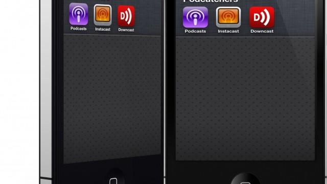 It's A Podcatcher App Showdown: Podcasts Vs. Instacast Vs. Downcast