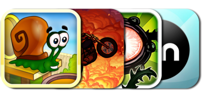 Today's Best Apps: Snail Bob, Stunt Star: The Hollywood Years, Tentacles: Enter The Dolphin And More