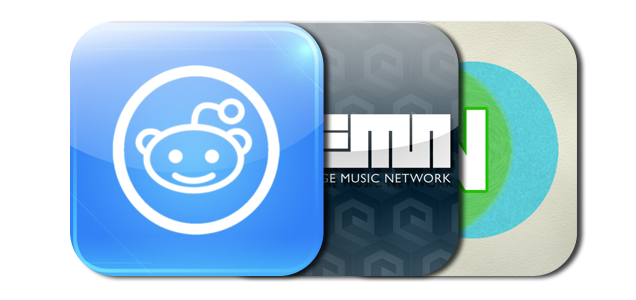 Today's Best Apps: RedditNode, Edge Music And More