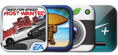 Today's Best Apps: Need For Speed Most Wanted, Breaks, Nike+ Kinect Training And More