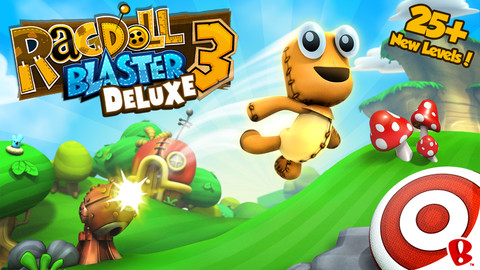 Equipped With More Levels And Explosions, Ragdoll Blaster 3: Deluxe Promises To Be A Real Blast