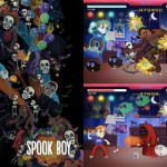 Bomb Your Way Through Some Spooky Arcade Action In Spook Boy