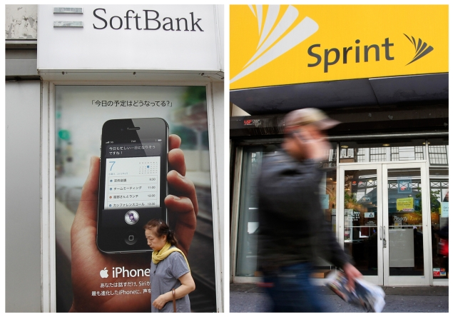 Buying American Just Got Harder As Japan's Softbank Throws Sprint A Lifeline