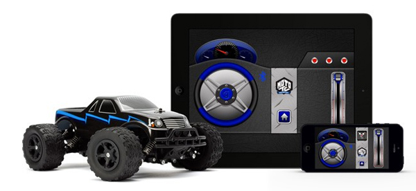 Griffin Unleashes New Line Of iOS-Controlled Vehicles