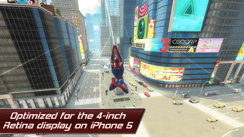 A Possibly Amazing Update Web-Slings To Gameloft's The Amazing Spider-Man