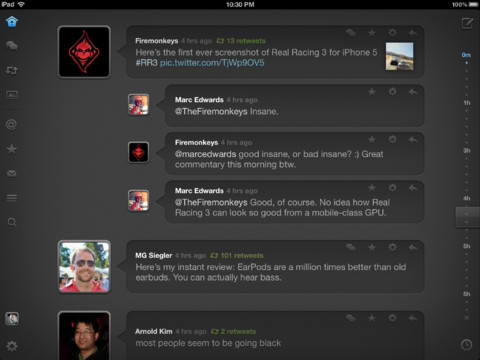 Take A Good Look At Tweetglass For Twitter, Formerly Known As Quip