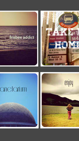 New Font Types Added To Elegant Photo Captioning App Typic