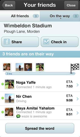 Social Navigation App Waze Drives Toward Being More Social With New Update
