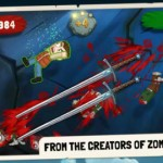 More Zombie Carnage Awaits In New, iPhone 5-Optimized Version Of Zombie Swipeout