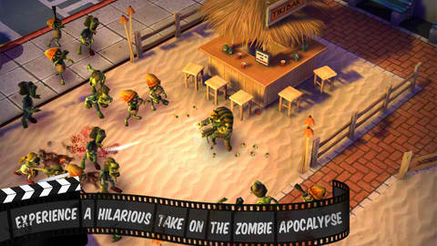 Lights, Camera, Infection! Shoot The Undead As You Shoot The Ultimate Zombie Movie In Zombiewood