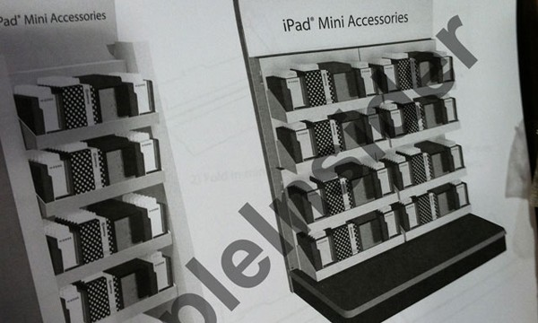 Some Manufacturers Have iPad Mini Accessories Ready To Order