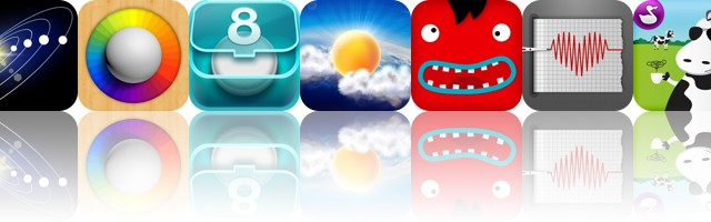 Today's Apps Gone Free: Solar Walk, Blendamaze, Pillboxie And More