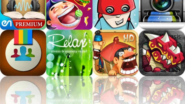 Today's Apps Gone Free: Brain Upgrade Premium, Pick'n'Chew, Super Stretch Yoga And More