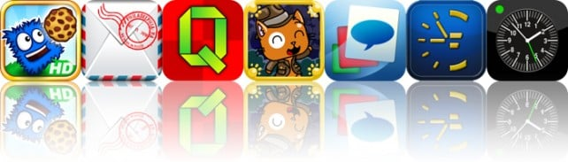 Today's Apps Gone Free: Aiko Island HD, Mailroom, New Puzzle Quizzes Deluxe And More