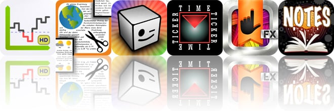 Today's Apps Gone Free: Total Cashflow HD, NetSnips, Qvoid And More