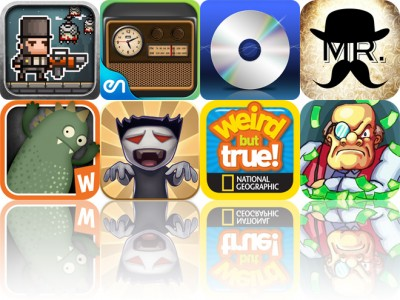 Today's Apps Gone Free: Random Heroes, Radio Alarm Clock HD, LeechTunes And More